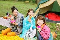 女子キャンプ