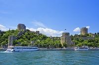 トルコ イスタンブール ボスポラス海峡