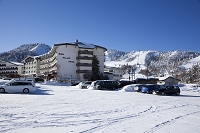 長野県 熊の湯スキー場