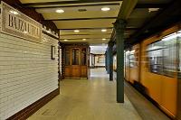 ハンガリー ブダペスト 地下鉄1号線
