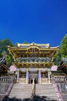 栃木県 平成の大修理後の東照宮陽明門