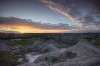カナダ アルバータ 州立恐竜公園