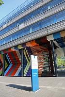 オランダ ハーグ 財務省の建物