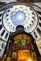 イスラエル エルサレム 聖墳墓教会