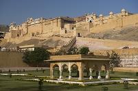 インド ラジャスタン州 アンベール城