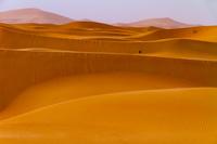 中国 内モンゴル自治区 テンゲル砂漠