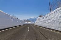 秋田県 雪の八幡平