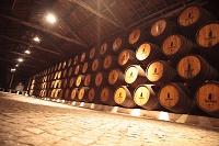 ポルトガル ポルト ポートワイン(ポルトワイン)の貯蔵樽