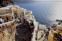 ギリシャ サントリーニ島 エーゲ海 世界一美しい村 イア村