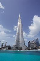 UAE ドバイ ブルジュ・ハリファ