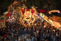 大阪府 百舌鳥八幡宮月見祭