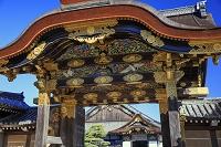 京都府 二条城 二の丸御殿 唐門