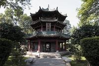 中国 西安 清真寺のミナレット