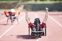 障がい者スポーツ 陸上競技