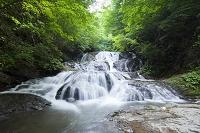 長野県 軽井沢を流れる渓流