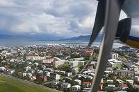 アイスランド レイキャヴィーク市街