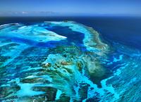 ニューカレドニア グランドテール島南端周辺 ノカンウイ島周辺の...