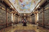 オーストリア メルク修道院図書室