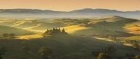 イタリア トスカーナ オルチア渓谷
