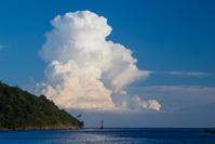 隠岐の島の風景