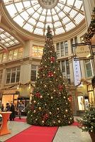 ドイツ ライプツィヒのクリスマス メドラーパサージュ(アーケ...