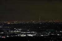茨城県 東京スカイツリー夜景
