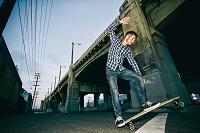 スケートボーディング
