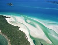 オーストラリア ホワイトヘブンビーチ