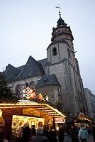 ドイツ ライプツィヒ クリスマスマーケット