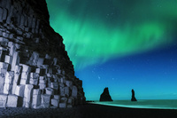 アイスランド 南アイスランド ヴィーク