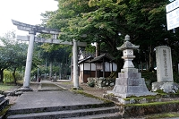 福井県 味真野神社
