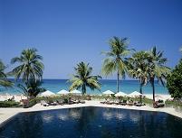 タイ王国 ザ・チェディホテル・プール