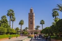 モロッコ クトゥビーヤ・モスク