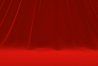 赤い布の背景