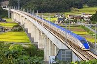 富山県 北陸新幹線W7系