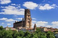 フランス アルビ サント・セシル大聖堂