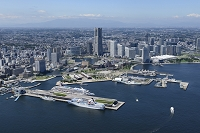 神奈川県横浜市 横浜港とみなとみらい
