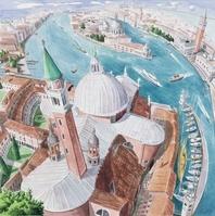Venice, 2006 (w/c on paper)