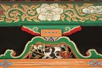 栃木県 日光東照宮 奥社 眠り猫