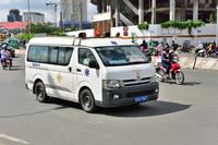 ベトナム ホーチミン市 救急車