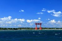 静岡県 弁天島 浜名湖