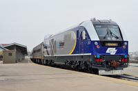 Amtrak California ベイカーズフィールド駅