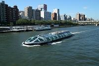 東京都 浅草桟橋 水上バス