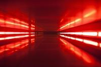 赤色のアブストラクトイメージ