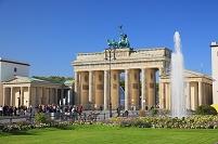 ドイツ・ベルリン ブランデンブルク門