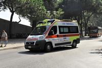 イタリア 救急車