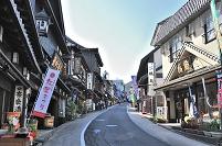 千葉県 成田山の参道