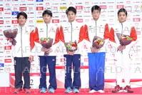 全日本体操種目別選手権