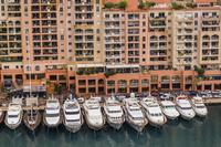 モナコ フォンヴィエイユ港