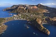 イタリア エオリア諸島とリパリ諸島